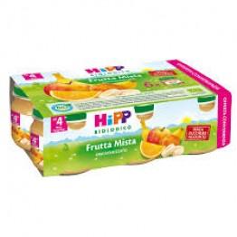 Hipp Bio Omog Frutta Mista6x80