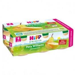 Hipp Bio Omog Pera 80g 6pz