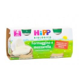 Hipp Formaggino Bio Mozzar2x80