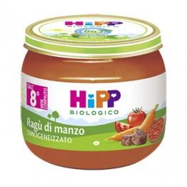 Hipp Sughetto Bio Ragu Man2x80