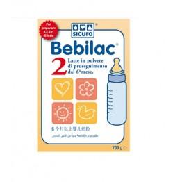 Bebilac 2 Latte Polv 700g