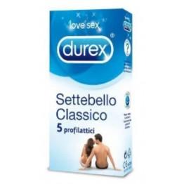 Durex Settebello Classico 5pz