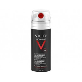 Vichy Homme Deodorante Spray 72h 150ml