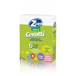 Zcare Natural Cerotti Prot 6pz