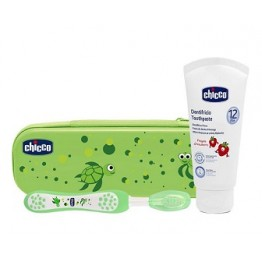 Ch Set Dentale Verde Fluoro