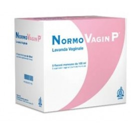 Normovagin P 5f 100ml+5can Vag