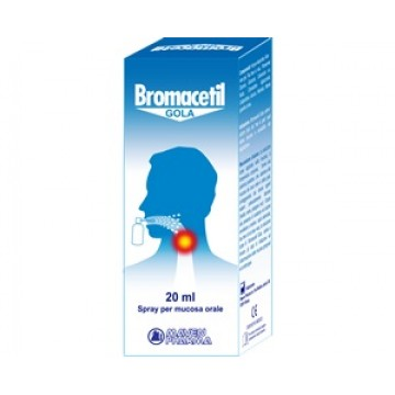 Bromacetil Gola Spray 20ml