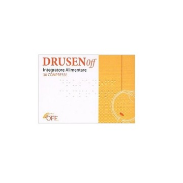 Drusenoff 30cpr