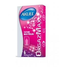 Akuel Orgazmax Profilattico 6pz