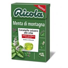 Astuccio Menta Montagna 50g