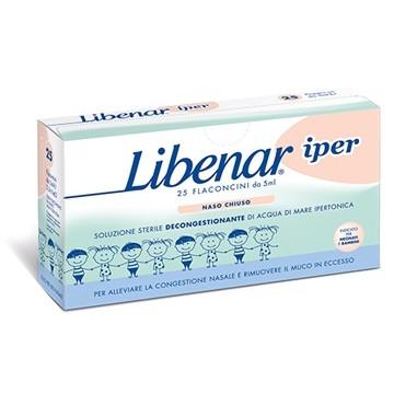Libenar Iper Monodose 25f 5ml