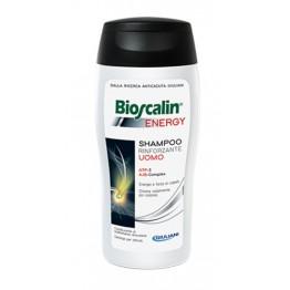 Bioscalin Energy Shampoo Rinforzante Uomo