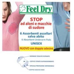Feel Dry Assorbente Asc 6pz