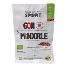 Goji & Mandorle Sport Bio 28g