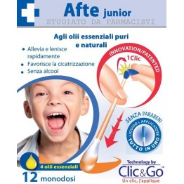 Clic&go Afte Junior 20g