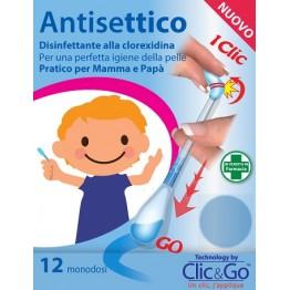 Clic&go Antisettico 20g
