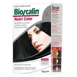 Bioscalin Nutri Color 1 Tinta Capelli Nero