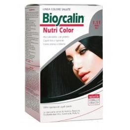 Bioscalin Nutri Color 1.11 Tinta Capelli Nero Blu