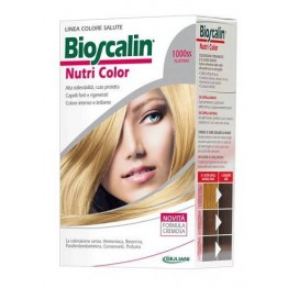Bioscalin Nutri Color 1000ss Tinta Capelli Platino