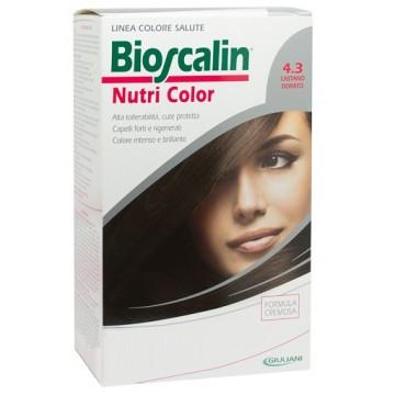 Bioscalin Nutri Color 4.3 Tinta Capelli Castano Dorato