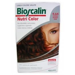 Bioscalin Nutri Color 4.64 Tinta Capelli Castano Mogano Rame