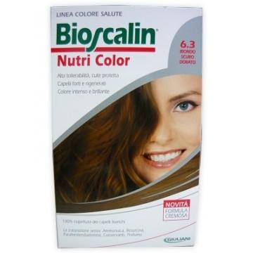 Bioscalin Nutri Color 6.3 Tinta Capelli Biondo Scuro Dorato