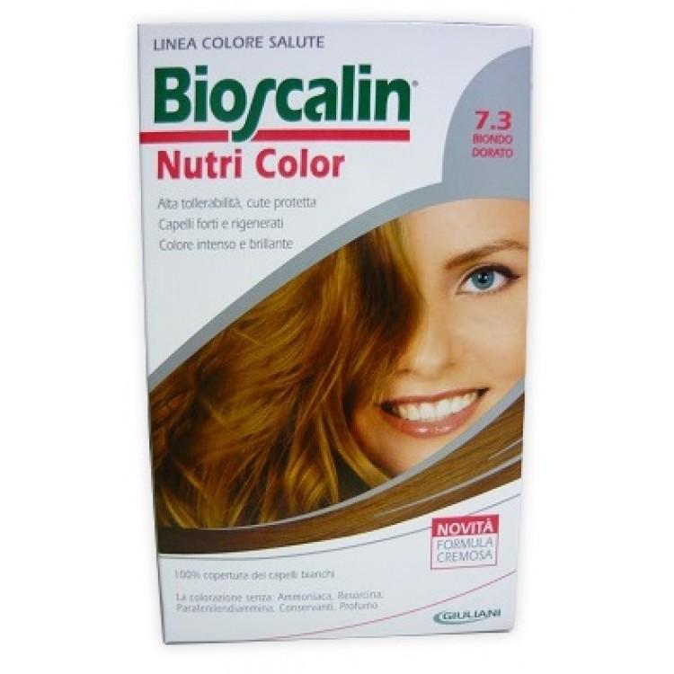 Bioscalin Nutri Color 73 Tinta Capelli Biondo Dorato