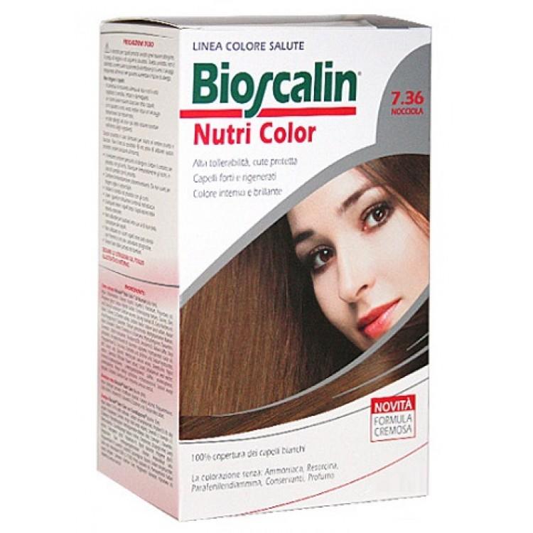 Bioscalin Nutri Color 736 Tinta Capelli Nocciola
