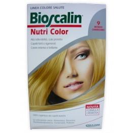 Bioscalin Nutri Color 9 Tinta Capelli Biondo Chiarissimo