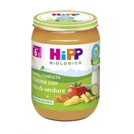 Hipp Pastina Tris Verdure 190g