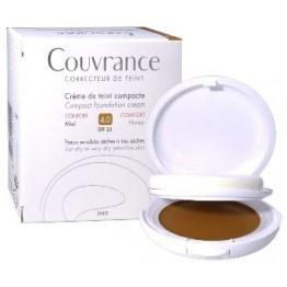 Avene Couvrance Crema Compatta Miele 4 anti-imperfezioni