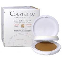 Avene Couvrance Crema Compatta Naturale 2 Anti-imperfezioni