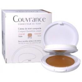 Avene Couvrance Crema Compatta Sabbia 3 Anti-imperfezioni