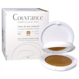 Avene Couvrance Crema Compatta Oil-free 4 Miele Anti-Imprefezioni