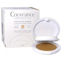 Avene Couvrance Crema Compatta Oil-free Naturale