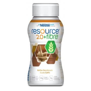 Resource 2,0+fibre Caffe'200ml