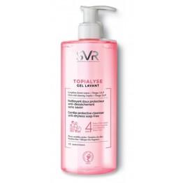 Svr Topialyse Gel Lavant Detergente Anti-Secchezza 1lt
