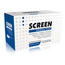 Screen Droga Test Urina 10