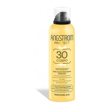 Angstrom Protect Instadry Spray Solare spf30