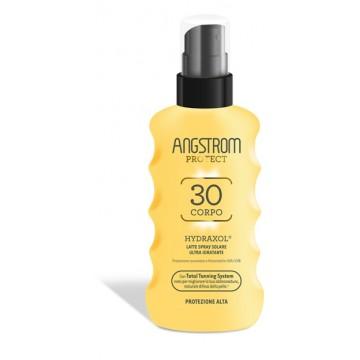 Angstrom Protect Hydraxol Latte Solare Spray spf30
