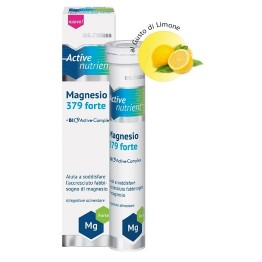 Dr Theiss Active Nutrient Magnesio  Forte 20cpr