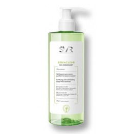 Svr Sebiaclear Gel Moussant Esfoliante 400ml