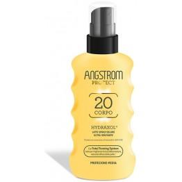 Angstrom Protect Hydraxol Latte Solare Spray spf20