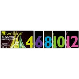Wellion Medfine 8 G31 100pz