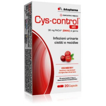 Cys Control Md 20cps