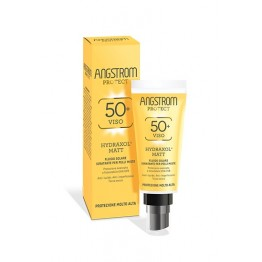 Angstrom Protect Hydraxol Fluido Solare Viso spf50+