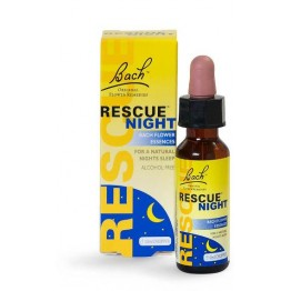 Rescue Night S/alcool 10ml