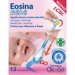 Clic&go Eosina Bebe 12monodosi