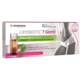4321 Slim Lipobiotic 7 Giorni