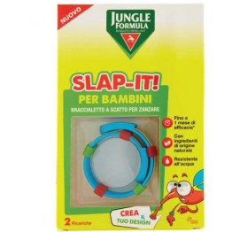 Jungle Formula Slap-it Bambini Braccialetto Anti-Zanzare